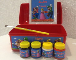Kit Pintura super mario bros