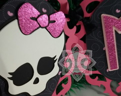bandeirola Monster High