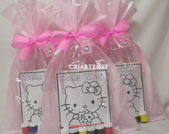 Kit Pintura Hello Kitty