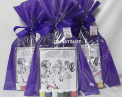 kit pintura Monster High
