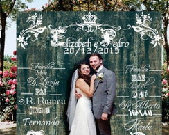 Backdrop personalizado