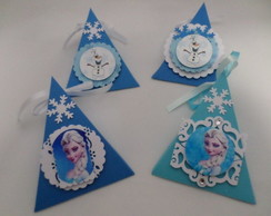 Mini Cone - Tema Frozen