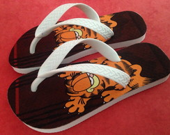 Chinelo Infantil Garfield