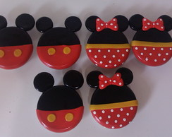 Latinhas mint to be mickey/minie