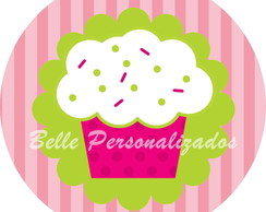 Arte Digital Cup Cake e Doces
