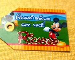 Tag - A Casa do Mickey