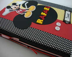 Álbum Mickey / 120 fotos de 15x21cm