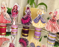 TUBETES EVER AFTER HIGH BAILE MASCARAS