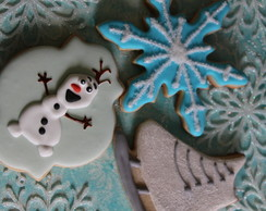 Cookie frozen