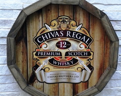 Placa Decorativa Chivas
