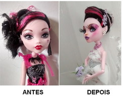 Monster High Customizada