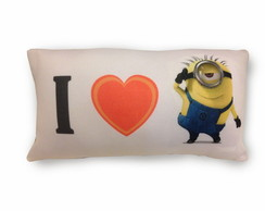 Almofada Mini Love Minion