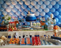 Festa Personalizada Fundo do Mar