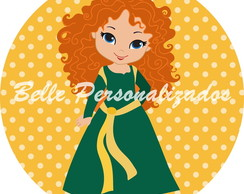 Arte Digital Princesa Valente