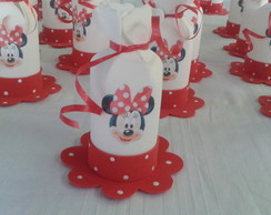 Saquinho Surpresa Minnie
