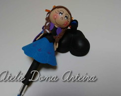 Caneta decorada Anna Frozen
