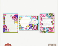 Kit Digital Best Mom Journal Cards