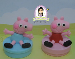 Lembrancinha Peppa biscuit