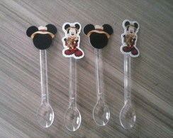 Mini colher Mickey Safari