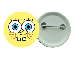 Botton 3,5 -Bob Esponja