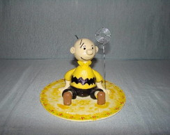 Porta Retrato Charlie Brown