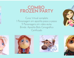 Combo de Cursos Virtuais Frozen Party