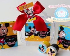 Kit colorir na Maletinha Mickey