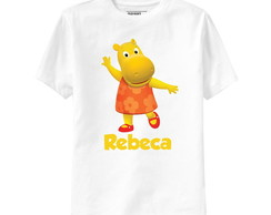 CAMISETA BACKYARDIGANS - TASHA