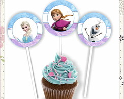 Mini Toppers Frozen
