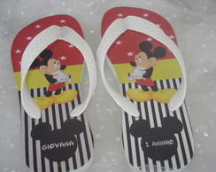 Chinelo Infantil Mickey