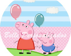 Arte Digital Peppa Pig