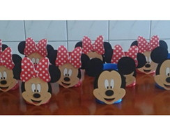 Porta treco Minnie/Mickey