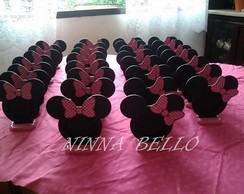 PORTA RETRATO MDF MINNIE