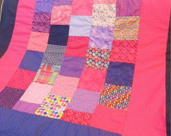 Tapete Patchwork Colorido