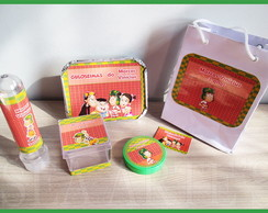 Kit Festa Personalizado- Chaves