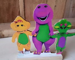 Display de mesa MDF Barney 30 cm
