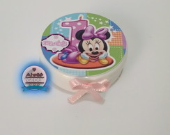 10 Latinhas Mint To Be Minnie /Mickey