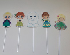 Toppers Frozen Fever