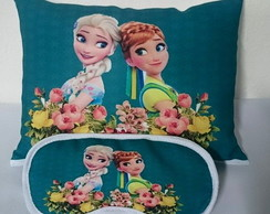 Kit Festa Do Pijama Frozen