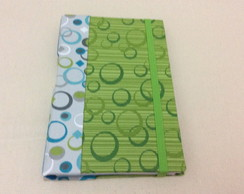 Caderno Costura Longstitch 11,5 x 17cmp