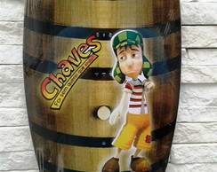 Porta 4 Chaves Barril - Chaves