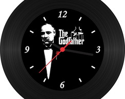 Relógio de Vinil - The Godfather