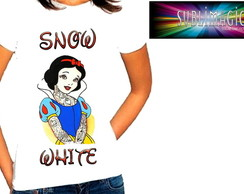 Camiseta Snow White