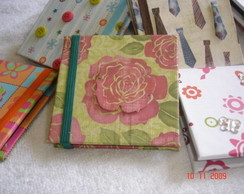 Mini Scrapbook para fotos