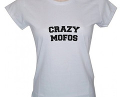 Baby Look - Crazy Mofos