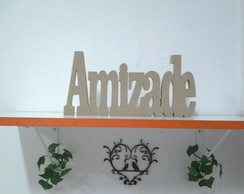 AMIZADE Decorativo