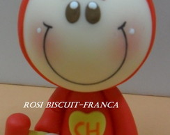 Boneco do chapolin colorado