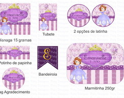 Kit Digital Princesa Sofia