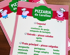 Festa Pizzaria da Peppa e George