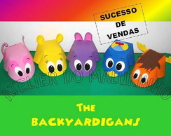 Chapeu EVA Backyardigans